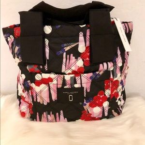 NEW Marc Jacobs Small Quilted Floral Tote Bag🌺